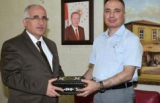 Albay Kömürcü'ye önemli görev
