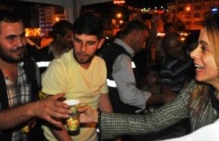 """Karahan: Aziz Milletimiz Liderine sahip çıktı """""""