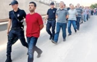 İşte bilanço; Kaç bin kişi tutuklandı?