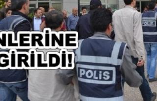 İşte Urfa'da tutuklanan FETÖ'cülerin...