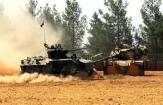 Türk tankına ateş açan teröristlere bakın ne...