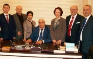 Başkan Çiçek Ankara'dan mesaj yolladı