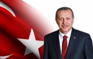 Erdoğan 10 dilde paylaştı...