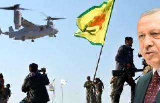 Erdoğan'ın açıkladığı gerçek Kobani'de...