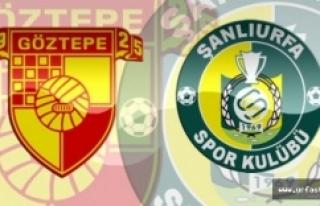 Göztepe-Urfaspor maçı ne zaman oynanacak?