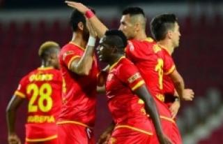 Göztepe'ye Urfaspor maçı için izin çıkmadı...