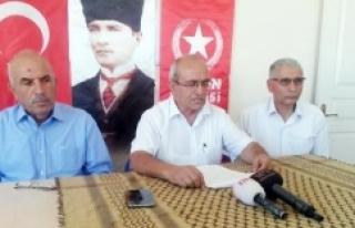 Gültekin'den Urfa'da çarpıcı açıklama..