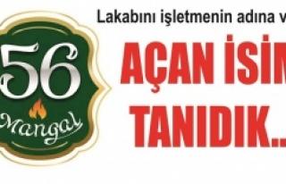 Urfa'da 56 Mangal açıldı