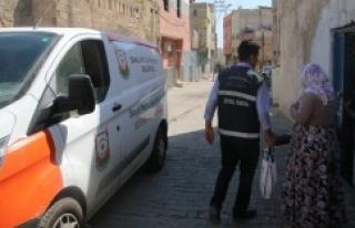 Urfa'da örnek çalışma