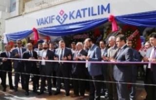 26'ncı şubesi Urfa'da açıldı...
