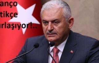 Başbakan Yıldırım'dan son dakika açıklaması...