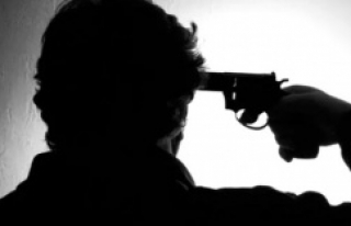Dehşet! Banka görevlisi amirini vurup...