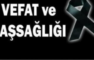 FIRAT AİLESİNİN ACI GÜNÜ..