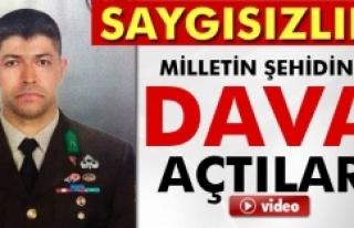 Hainler, Şehit Ömer Halis Demir'in ailesine...