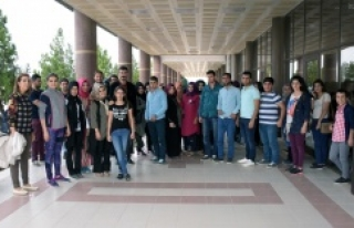 Hilvan Belediyesi'nden Üniversite Adayları...