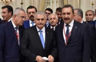 Kaya, Urfa'nın sorunlarını Başbakan'a...
