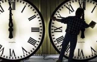 Pazar günü saatlere dikkat
