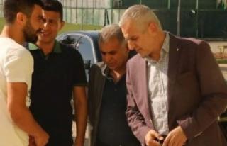 Şanlıurfaspor Sivas virajında