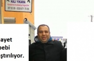 Urfa'da sır cinayet!