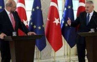 Başbakan'dan Avrupa'ya HDP ayarı