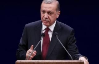Cumhurbaşkanı Erdoğan'dan flaş açıklama:...