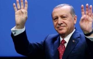 Erdoğan'ın yüzünü güldüren bomba anket