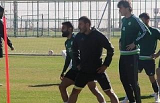 Şanlıurfaspor, Büyükşehir'e hazırlanıyor