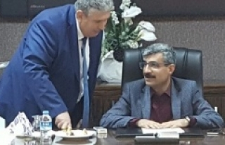 SGK Başkanı Bağlı, Urfa'da