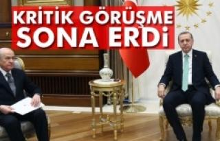 Bahçeli, Öcalan için Erdoğan'dan ayrı istedi!
