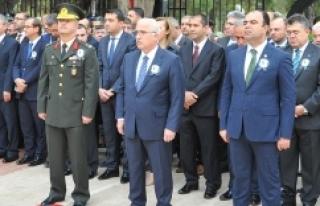 Ulu Önder Atatürk anıldı