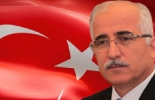 Urfa Valisi Tuna, 'Ulu Önder Atatürk'ü...