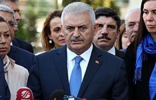 Başbakan Yıldırım, hain saldırının failini...