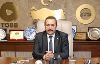 Başkan Kaya'dan Erdoğan'a destek