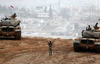 El-Bab'da 1 şehit'e karşı 27 terörist...