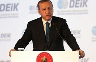 Erdoğan dış politika eleştirilerine yanıt verdi