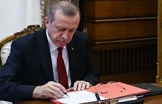 Erdoğan o kanunları onayladı