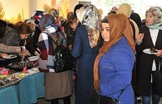 Halep için anlamlı etkinlik…