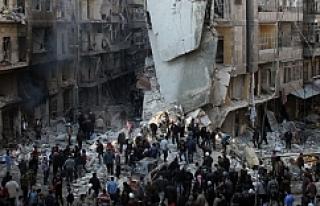 Halep'te yüzlerce sivil kayboldu