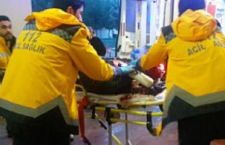 Ekinci Kaza geçirdi; 1 kişi öldü
