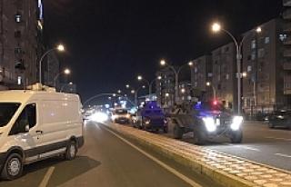 Polis noktasına EYP'li saldırı