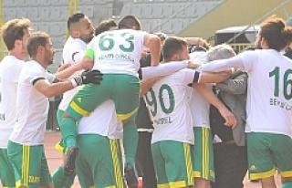 İşte Urfasporun 4 golü. ..