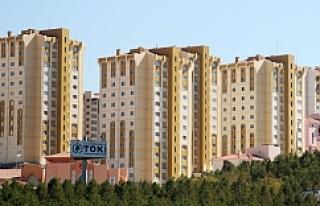 TOKİ, Urfa'da iş yerlerini satışa çıkardı...
