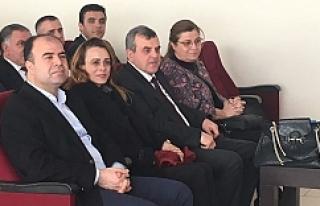 Urfa'da konuşan Karahan önemli mesajlar verdi....
