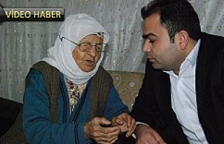 117 yaşında Kürtçe 'evet' kampanyası...