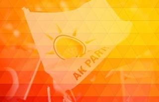 AK Parti'den flaş çağrı! o yazı Urfa'ya...