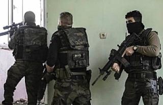Bursa'da Reina operasyonu