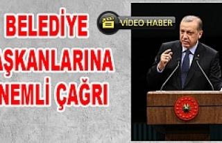 Cumhurbaşkanı Urfa'yı ima etti!