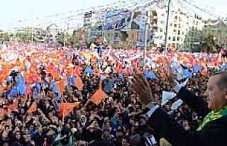 Erdoğan'ın Urfa ziyareti ile ilgili çarpıcı...