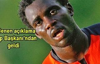 Fildişi Sahilli oyuncu Urfaspor'da...