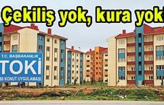 TOKİ, Urfa'da 188 konutu satışa çıkardı